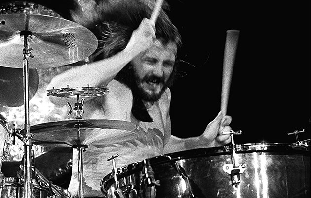 Monthly Beat May John Bonham of Led Zeppelin