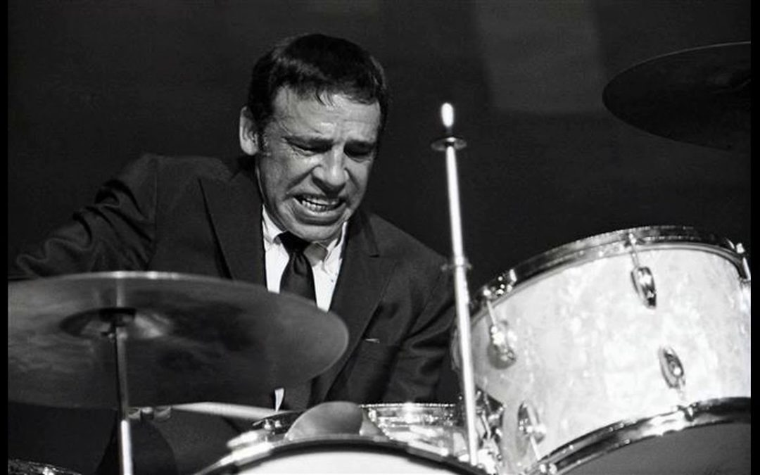 Monthly Beat September Buddy Rich