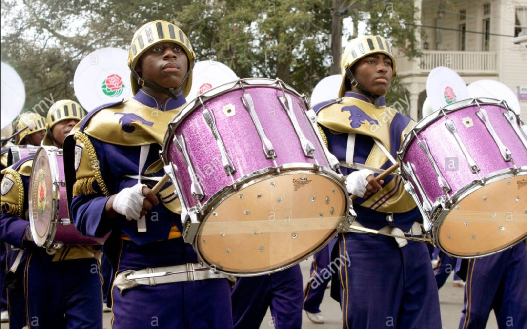 Monthly Beat February Mardi Gras and the rhythms of New Orleans